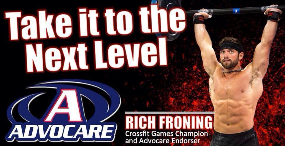 Rich Froning-Performance Elite